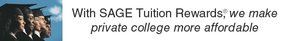 With Tuition Rewards We Make Private College More Affordable